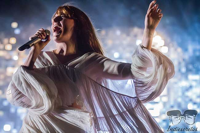 Florence + The Machines FIB 2015